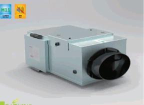 曼瑞德 NEW Breathing新呼吸系统主机NEC.320单流向