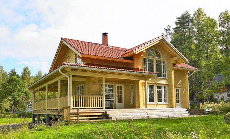木屋景区,农家乐木屋,木屋别墅,西安陕西子,木房木海景房别墅外观图片