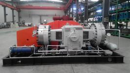 GD系列大型氢气(循环氢)隔膜压缩机及配件