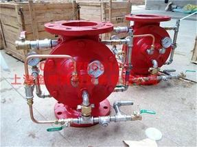 ZSFM150隔膜式雨淋阀