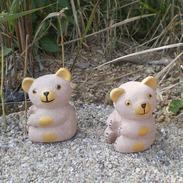 可爱的小熊工艺品MAB521B
