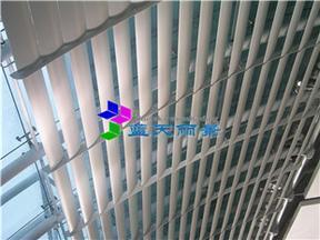 机翼百叶 梭形百叶 室外遮阳翻板