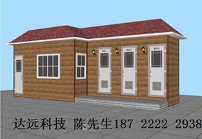 潍坊 淄博 济宁移动厕所租赁 临时厕所
