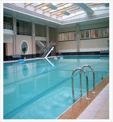 游泳池水处理设备--泳池水处理设备