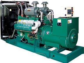 通柴500KW柴油发电机组