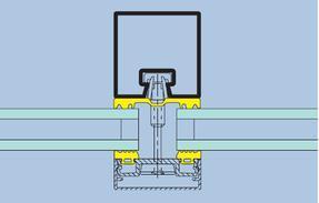 VISS 钢型材保温幕墙系列