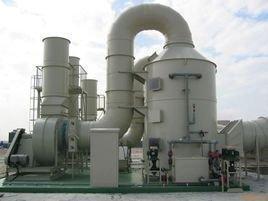 青岛兆星环保废气洗涤处理塔