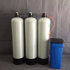 亿涌1-40吨全自动软化水设备