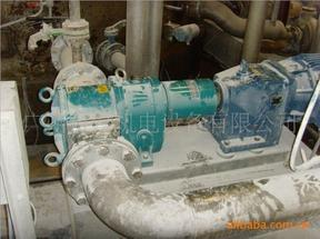 用于高黏度介质, 无堵塞转子泵