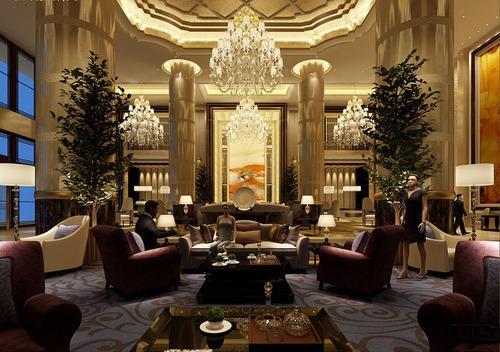 上海宾馆装修设计公司 高档宾馆设计公司 上海酒店设