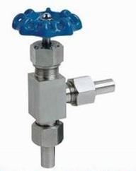 J24W外螺纹角式针型阀/角式针型阀