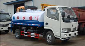 东风锐铃5吨洒水车(绿化养护工地降尘专用)