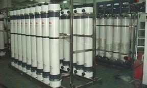 供应超滤反渗透回用水处理工程