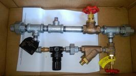 减压型气压维护装置