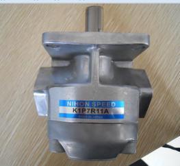 供应K1P7R11A日本NIHON SPEED齿轮泵亚洲代理