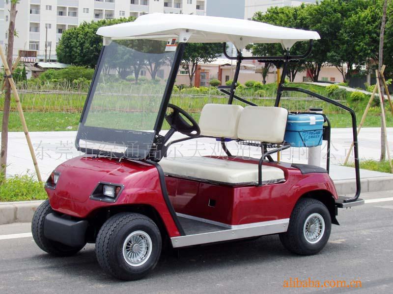 电动车两人座,高尔夫球车