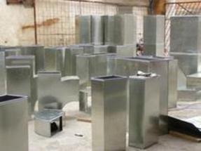 厨房抽油烟管道系统工程