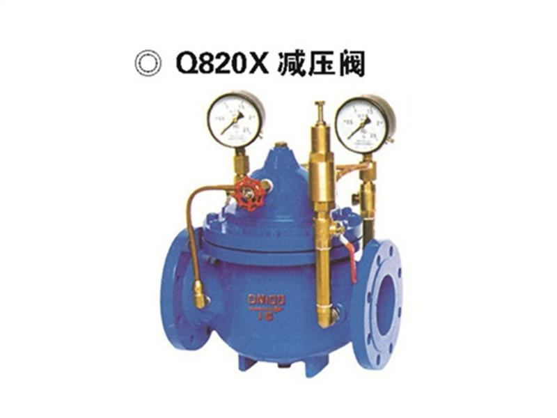 q820上海可调式减压阀,减压阀图片