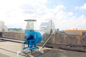 电子厂排风通风工程公司排风通风安装