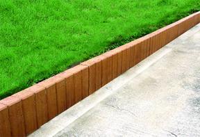 仿木桩,树桩,道路隔离,绿化设施,仿木小品