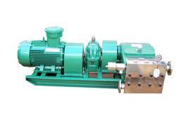 3DP60三柱塞高压往复泵|高压试压泵|高压清洗泵|江苏晶鑫