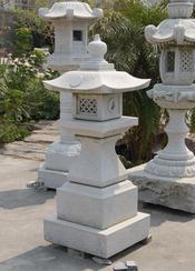 石制灯笼/花园石制灯笼 GGL368