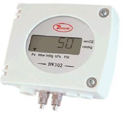 DW302系列微差压变送器