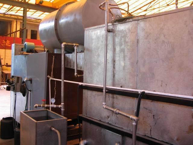 本设备经本公司引进参考国外的动物尸体焚化先进技术,设计制造出具环保、操控简单的动物焚化设备,通过高温的燃烧,将动物尸体焚化过程中所产生的热油烟废气,送经特殊设计的喷淋处理,使排出的气体可达到环保的要求。