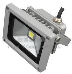 led投光灯价格欧博莱特厂家外墙照明灯