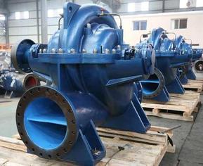 德莱赛单级双吸中开泵,中开泵,S,SH型单级双吸泵