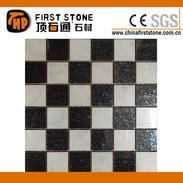 黑白混合石材马赛克FSMT-055
