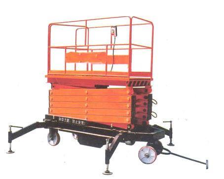 升降机销售基地济南济北液压机械有限公司图片