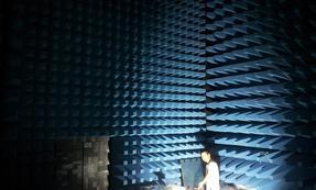 微波暗室声学设计