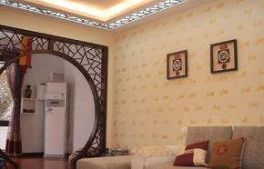 广州液体壁纸 液体墙纸 壁纸 墙纸装修工程