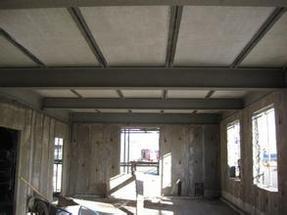 北京盈义德wb1500*7200钢骨架轻型屋面板厂家价格