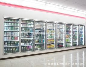 厂家供应凯尼亚后补式冷库(后补式饮料柜)