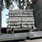 厂家直销供应球接点焊栏杆,超旺钢格板厂