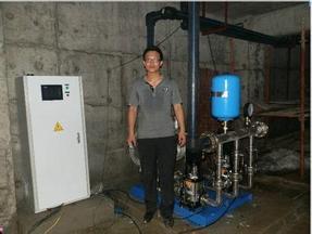 合肥格兰富恒压供水机组