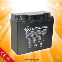 12V17Ah蓄电池