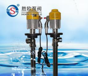 SB型防爆油桶泵(插桶泵)