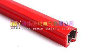供应单级铜导体安全滑触线