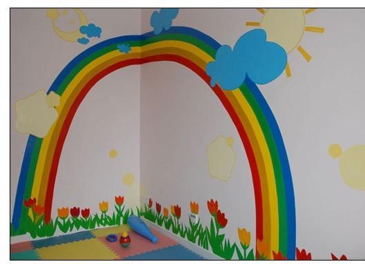 幼儿园墙饰 幼儿园教室墙饰布置 幼儿园墙饰边框布置 幼儿图片