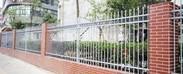 供应锌钢护栏,住宅小区围墙