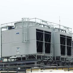 明新冷却塔厂家 空调冷却塔 玻璃钢冷却塔