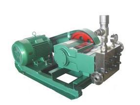3DP40三柱塞高压往复泵|高压清洗泵|高压试压泵|晶鑫泵业