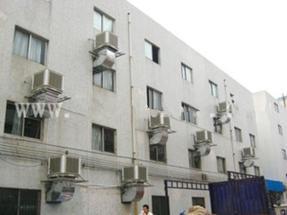 中山环保空调厂房降温