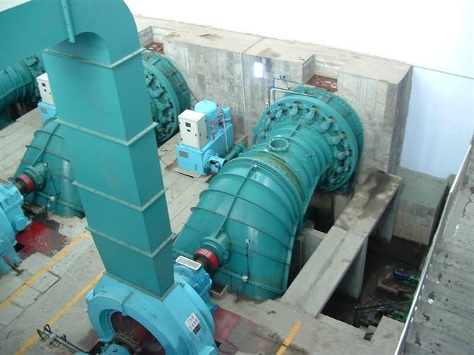 贯流式水轮发电机组生产供应