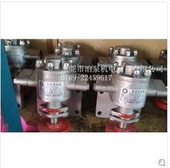 泊威 ZYB-55 不锈钢渣油泵 系列