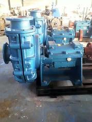 350ZJ-I-C100离心式渣浆泵