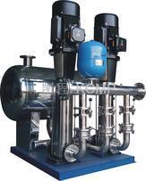 成套供水设备系列,无负压供水设备